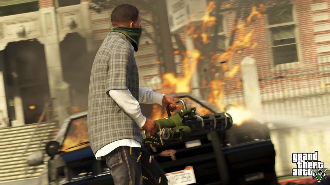 GTA V Free Download - Game Maza